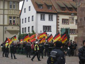 Faschisten in Villingen 18.10.2015